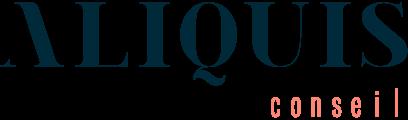 Logo noir Aliquis